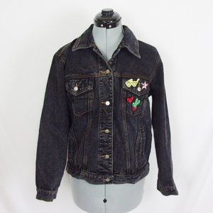 Honey Punch Denim Jacket Patches NEW